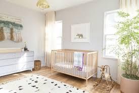 décoration chambre de bébé la chambre bébé mixte en 43 photos d intérieur