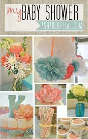 baby shower colors best 25 coral baby showers ideas on coral baby shower