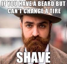 Meme Beard Guy - a beard doesn t make you a man very funny pics