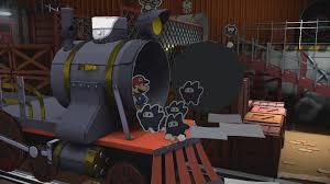 toad trainworks u2013 paper mario color splash walkthrough u2013 mario