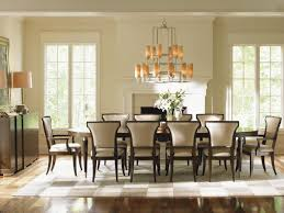 Dining Room Furniture Brands by Tower Place Drake Oval Dining Table Lexington Home Brands