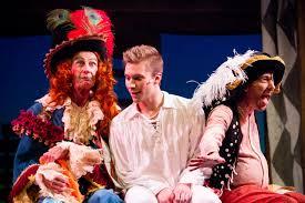 Light Opera Works The Fantasticks At Light Opera Works Theatre Reviews