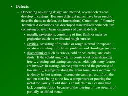 Different Names Of Green by Ppt Metal Casting Processes Powerpoint Presentation Id 340212