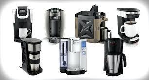 Single Brew Coffee Maker Accessible Single Serve Coffeemaker Single