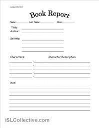 book report template middle school book report template middle school pdf professional and high