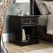 dark oak nightstands with drawers u2013 tricks to prevent the gloomy side