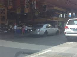 roll royce philippines my first rolls royce phantom spotting in manila theatre mall