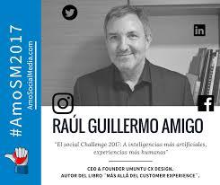 Challenge Que Es Raul Guillermo Amigo Es Uno De Los 6 Conferencistas Que Nos