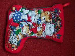 teddy family stocking jpg
