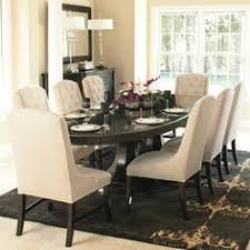 Gorgeous Dining Table And Crushed Velvet Chairs Dining - Dining room sets with upholstered chairs