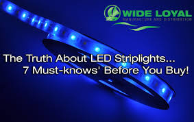 the truth about led striplights u2013 7 must knows u0027 before you buy