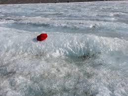 Frozen Waves Frozen Waves In Volcanic Desert Ultraphyte