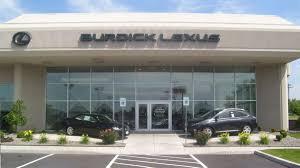 lexus parts manager burdick lexus