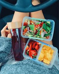 meal prep pics from the healthiest people on instagram