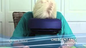 Comfort Solutions Vitrectomy Face Down Vitrectomy Travel Cushion Youtube