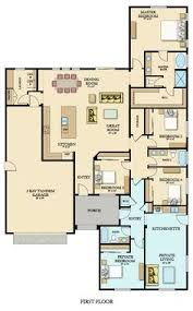 Floor Plans With Mother In Law Suite by Prefer Different Style But Love The In Law Suite Layout On 1st