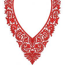 small neckline designs embroideryshristi