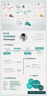 creative infographic style free resume psd for designers download
