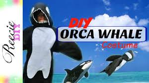 Orca Halloween Costume Whale Costume