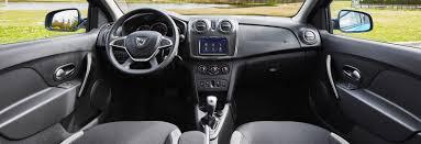 renault sandero interior 2017 2017 dacia logan mcv stepway price specs release date carwow