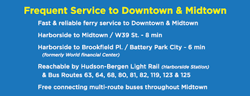 hudson light rail schedule fares routes schedules