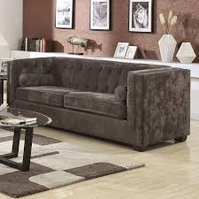 velvet chesterfield sleeper sofa best home furniture decoration