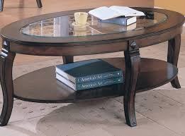 coffee table oval coffee table sets set black light color