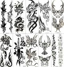 cool tribal tattoo designs on paper tribal eye tattoo design 1