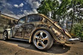 customized cars steampunk cars