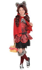 Halloween Costumes Kids Party Red Riding Hood Costumes Kids U0026 Adults Party