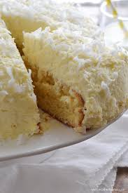 Coconut Cake Recipe Coconut Cream Cake With Coconut Cream Frosting Mother Thyme
