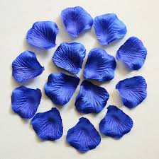 Blue Roses For Sale 1000 Pcs Royal Blue Rose Petals Bulk Silk Rose Petals Fake