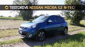 nissan micra hatchback 1 2 acenta 5dr nissan micra n tech 2016 test drive la prova su strada youtube