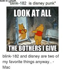 Meme Disney - blink 182 memes disney punk blink 182 is so true tumblr com look