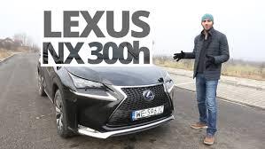 youtube lexus nx review lexus nx 300h 2 5 hybrid 197 km 2015 test autocentrum pl 170
