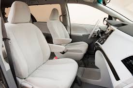 Toyota Sienna Captains Chairs 2013 Toyota Sienna Review Best Car Site For Women Vroomgirls