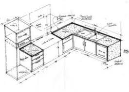 mesures en cuisine mesures cuisine 100 images conception de plans sur mesure