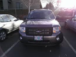 Ford Escape Black - escape city com u2022 view topic black plasti dip grille