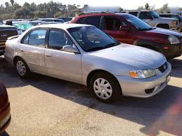 2001 toyota corolla le review 2001 toyota corolla le 5mt start up tour rev with