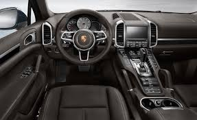 Porsche Cayenne Parts - 2015 m class w166 facelift interior borrows some porsche cues