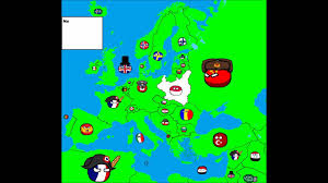 Ww2 Europe Map Alternate History Of Europe Ep1 Start Of Ww2 Youtube