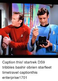 Star Trek Kink Meme - 25 best memes about ds9 ds9 memes