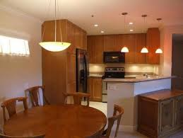 decoration in kitchen and dining room lighting for interior design