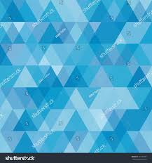 abstract blue triangular pattern background stock vector 229153087