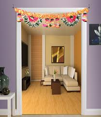 decoration for diwali at home buy jaipuri haat diwali decorative toran bandarwal for home décor
