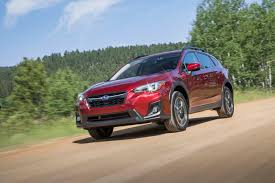 2017 subaru crosstrek colors 2018 subaru crosstrek first drive memories are made of these
