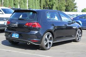 volkswagen gti blue 2017 new 2017 volkswagen golf gti s hatchback in san jose v170972