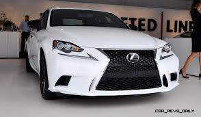 white lexus is 250 2014 2015 lexus is250 f sport crafted line in 32 all new high res photos