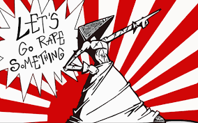 Flag Day Funny Pyramid Head Mentioned Swells With Psychological Torture And