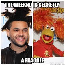 The Weeknd Hair Meme - the weeknd album on imgur